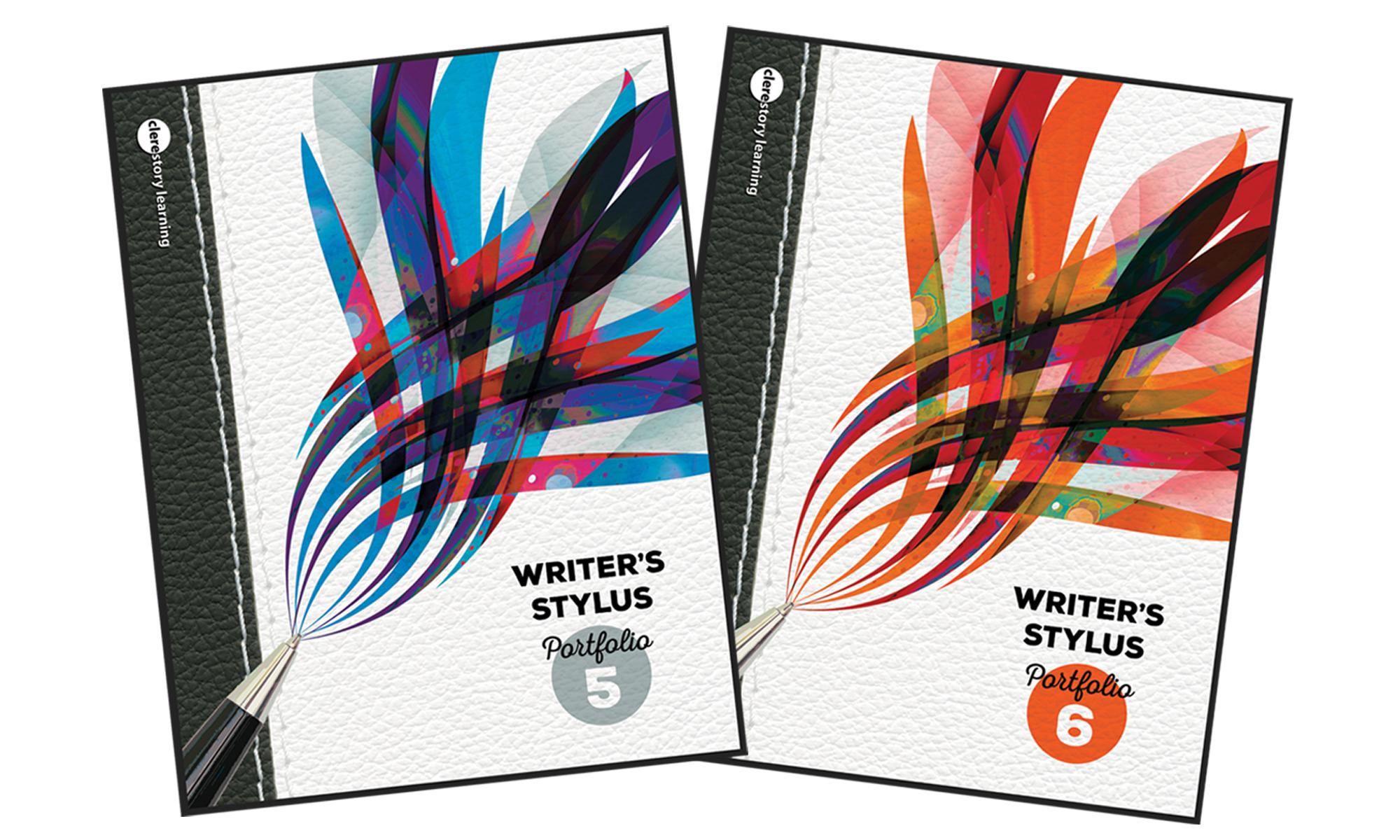 Writer's Stylus Student Portfolios Grades 5 & 6
